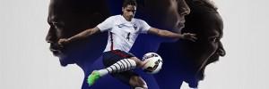 Nike lance le nouveau maillot extérieur de l'équipe de France