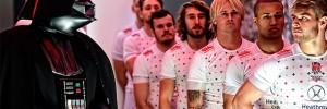Dark Vador se met au rugby pour le Marriott London Sevens