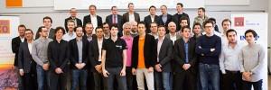 Le Tremplin accueille ses 17 start-ups