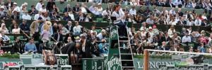 Perrier proposera un dispositif « extraordinaire » à Roland Garros