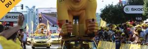 La caravane du Tour de France : oui mais à quel prix ?