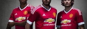 adidas dévoile le maillot domicile de Manchester United