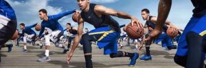 Under Armour «démultiplie» Stephen Curry et Jordan Spieth dans sa dernière publicité