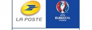 Un nouveau partenaire pour l'UEFA Euro 2016 : La Poste