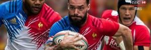 World Rugby HSBC Seven Series de retour à Paris