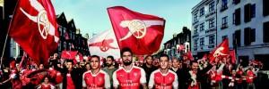PUMA dévoile le nouveau maillot home d'Arsenal