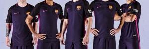 Le Real Madrid et FC Barcelone voient la vie en violet