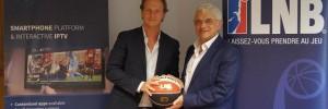 Colosseo nouveau partenaire Arena de la Ligue nationale de Basket