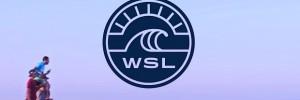 La World Surf League communique avec humour