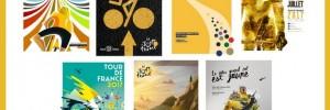 Choisissez l'affiche du Tour de France 2017 !