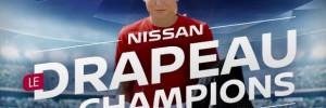 Laure Boulleau s'active pour Nissan