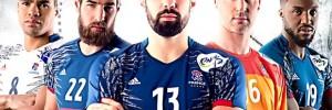 adidas dévoile le maillot de l'équipe de France pour le Mondial de handball
