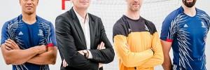 Renault, nouveau partenaire de la Fédération Française de Handball