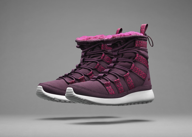 Nike Roshe Run High Women Sneakerboot