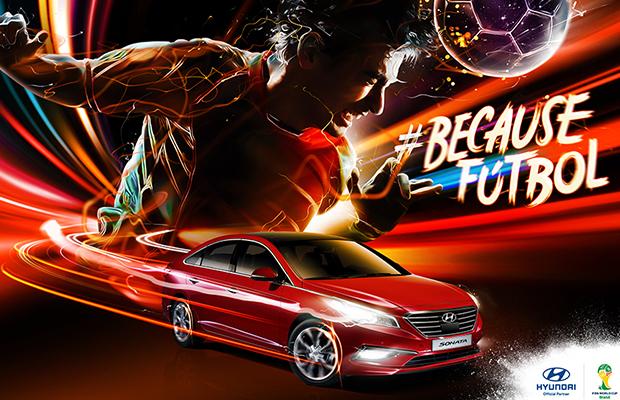 Hyundai because futbol for Hyundai motor company usa