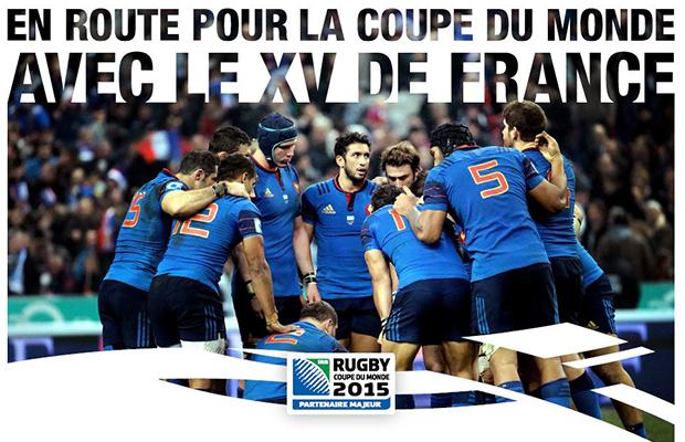 société générale coupe du monde de rugby xv de france