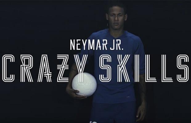 Neymar Jr Crazy Skills