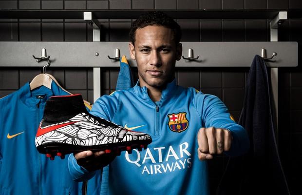 Quot Ousadia Alegria Quot Les Nouvelles Chaussures Nike De Neymar