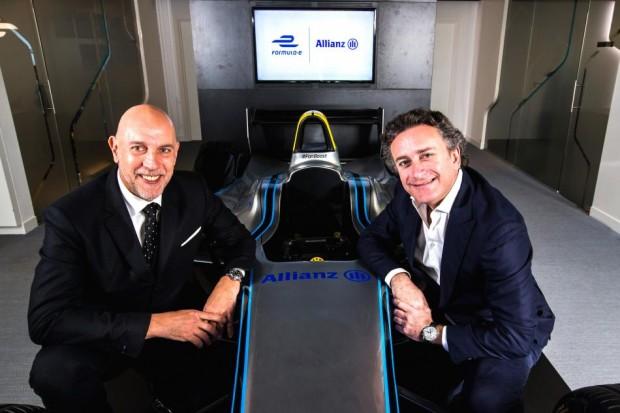 Allianz nouveau partenaire du championnat de formule e for Garage partenaire allianz