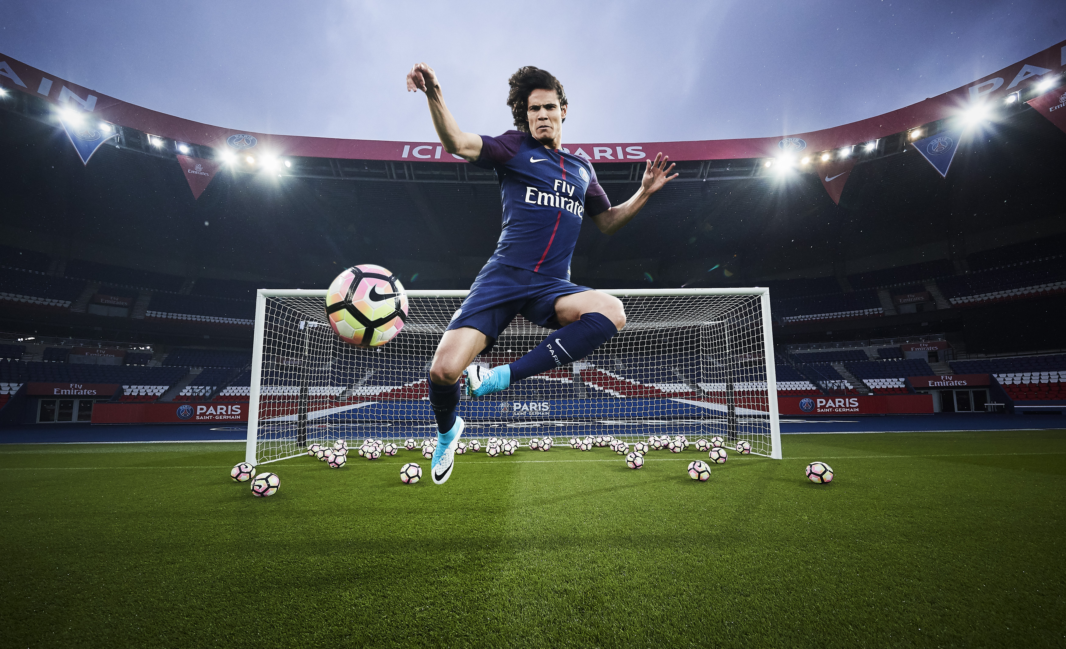 Maillot THIRD Paris Saint-Germain Edinson CAVANI