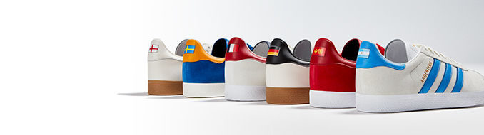 adidas gazelle world cup