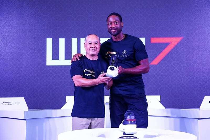 Way of Wade 7 - Li-Ning & Dwayne Wade