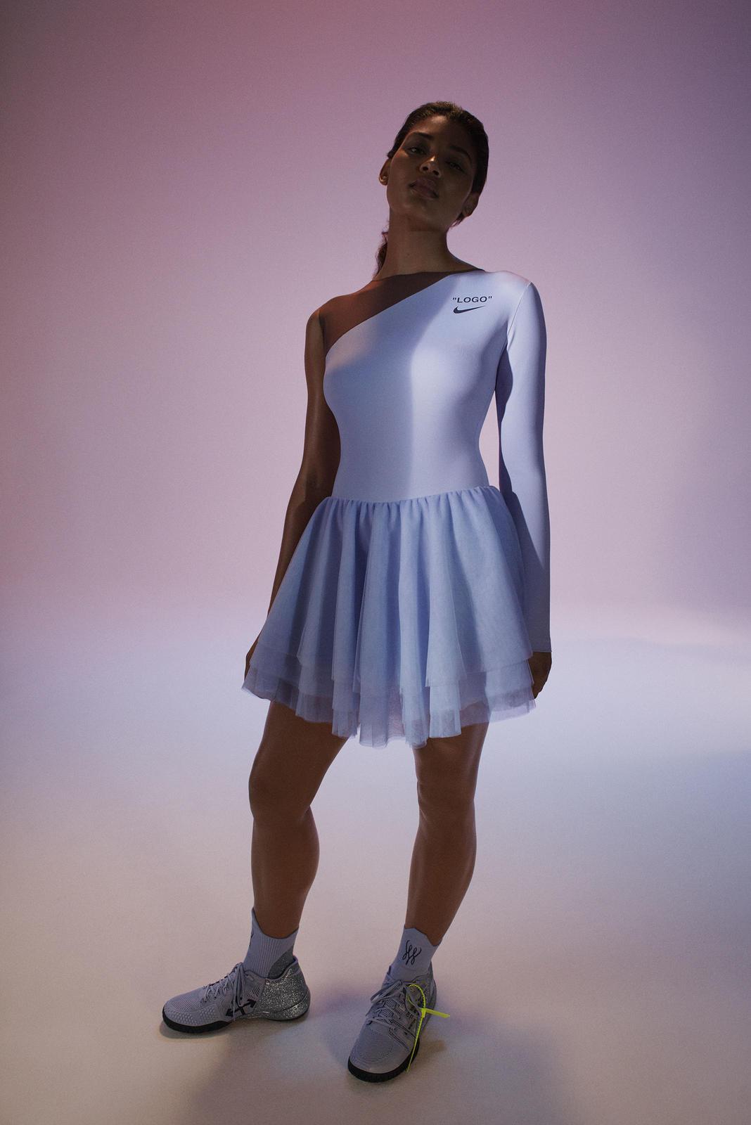 Nike Serena Virgil Abloh Dernière Tennis Pour La Signe Collection QrxWEdoCBe