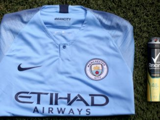 Rexona Manchester City