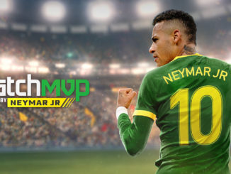 Match MVP Neymar Mobile App