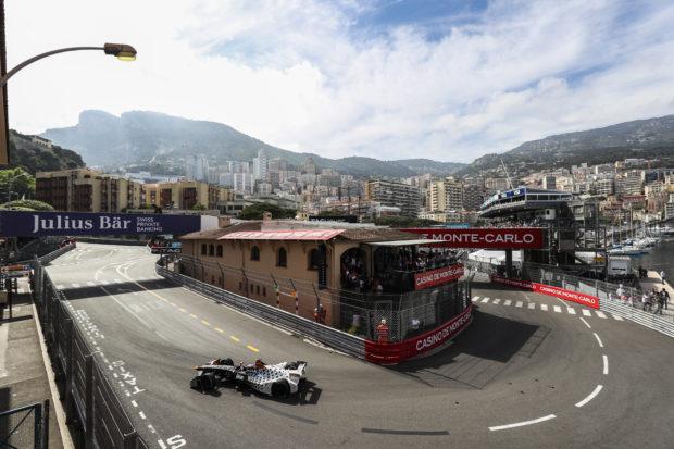 Monaco, au calendrier une année sur deux