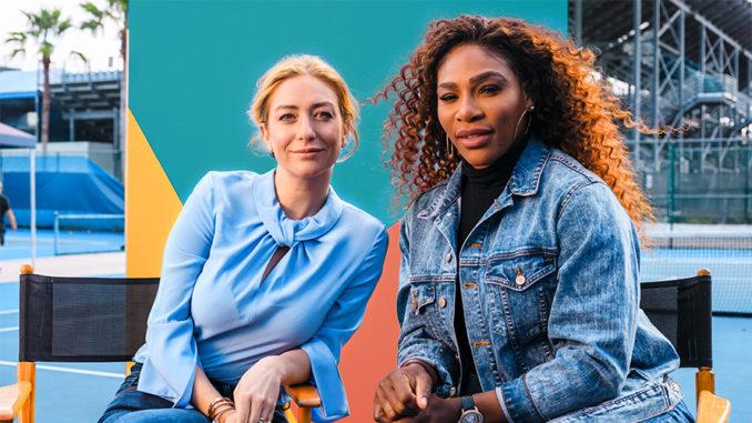 Bumble Serena Williams 2019