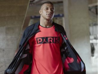 PSG Jordan collection Juin 2019 - Mbappe