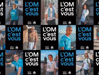 Uber Eats x Olympique de Marseille