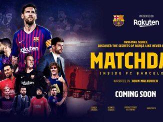 Rakuten FC Barcelona MatchDay