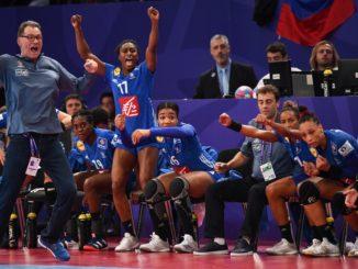 Handball EHF EURO 2018 France-Russie
