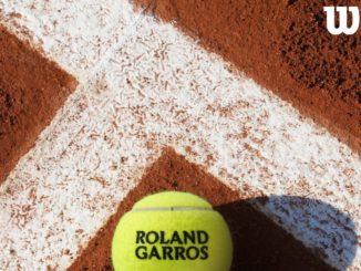 Wilson Roland Garros