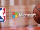 NBA Microsoft