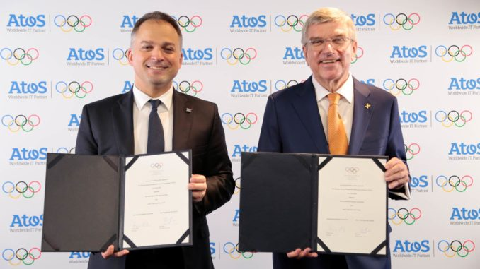 ATOS IOC extend partnership