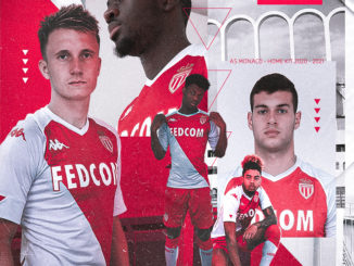 Kappa AS Monaco Home 2020-2021