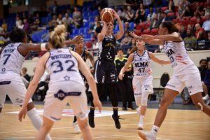 lfb basket féminin france l'equipe