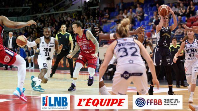 Le basket français sera en clair sur l'Équipe TV