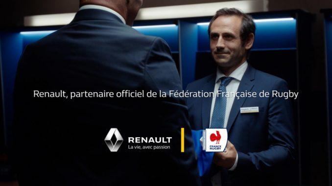 renault partenaire officiel ffr