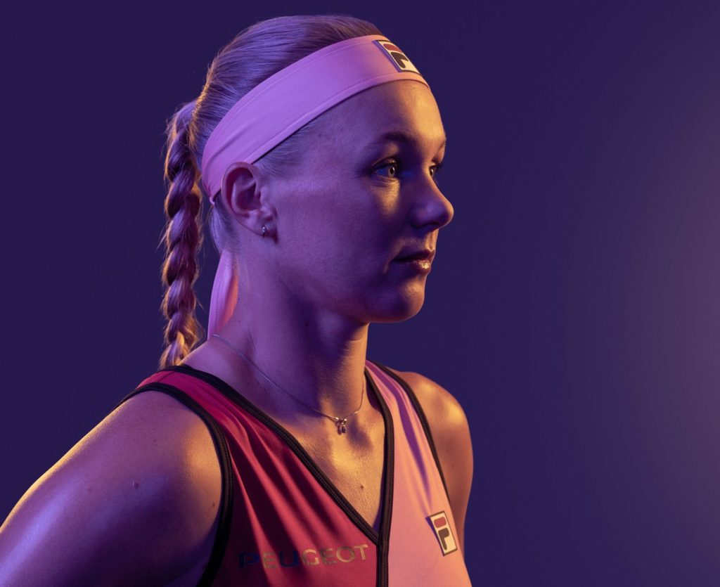 Kiki Bertens WTA For The Game