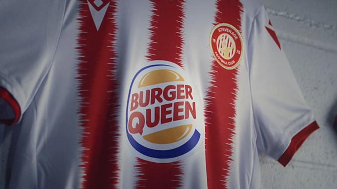 Burger Queen Stevenage FC