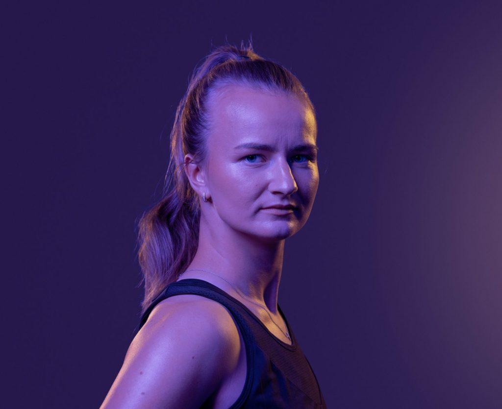 Barbora Krejcikova WTA For The Game