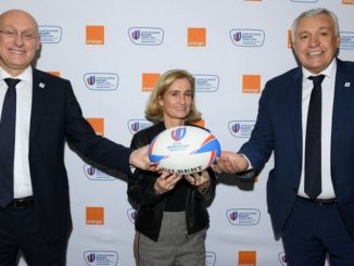 Orange Coupe du Monde Rugby 2023