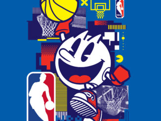 PAC MAN NBA