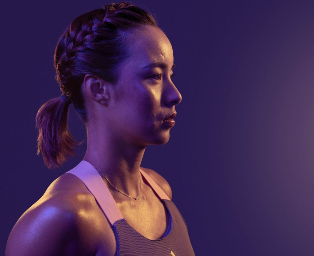 Qiang Wang WTA For The Game