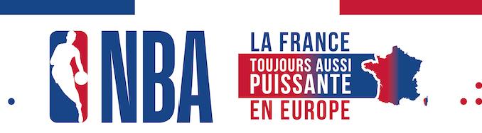 NBA Europe - infographie France - Fevrier 2021