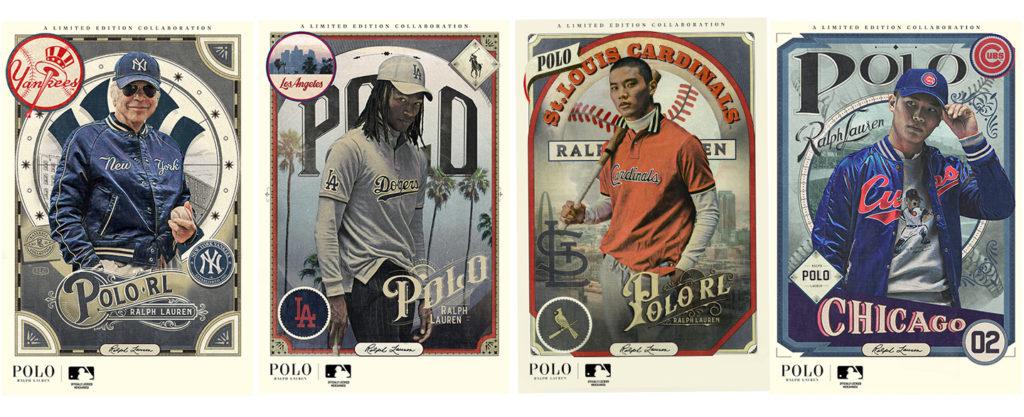 Ralph Lauren Major League Baseball - May 2021